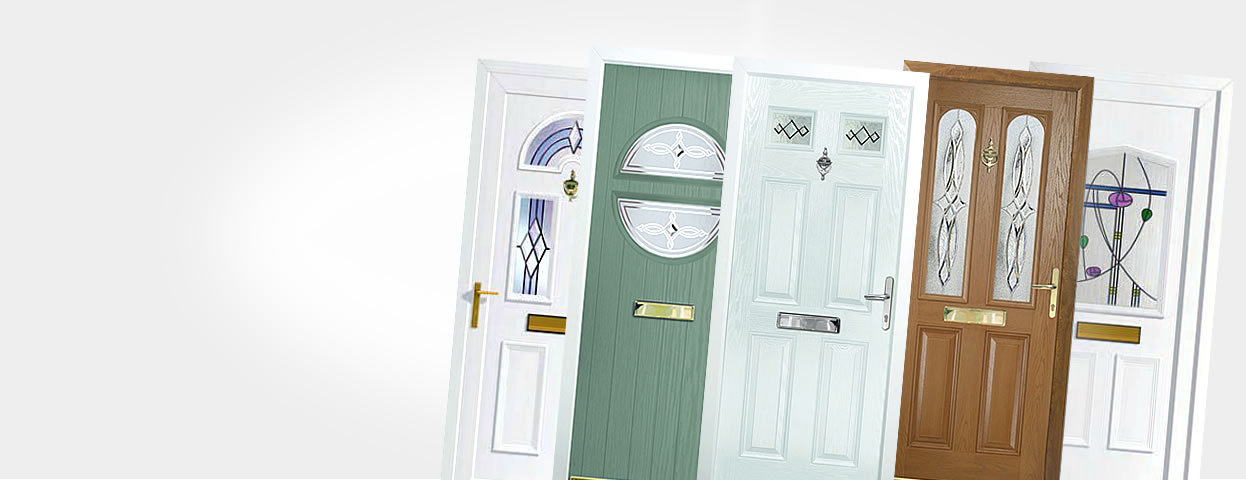 triple glazed composite doors