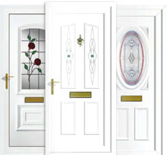 uPVC doors - view our collection of upvc doors for trade