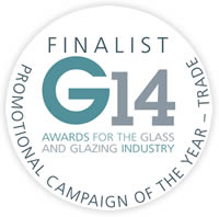 G14 finalist logo for Vista Panels