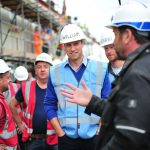 Vista Panels on DIY SOS - Inspected by Prince William and Harry
