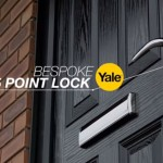 Yale lock on an Xtremedoor