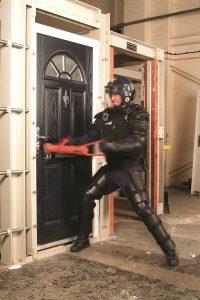 Vista's XtremeDoor withstands burglars with crowbars, wheelie bins