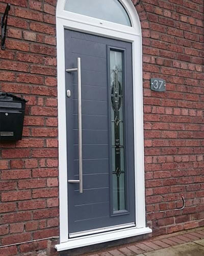 Composite door by Xtreme