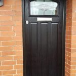Xtreme composite door black