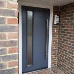 Xtreme composite door grey