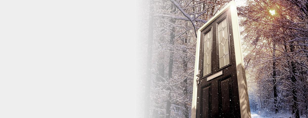 Composite doors | PVCu panels | Door supplier | Vista Panels