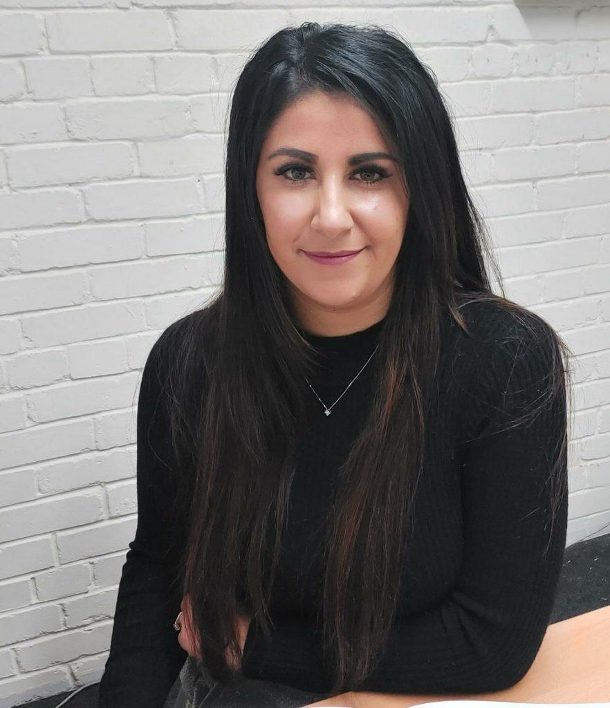Lauren Barnes, Vista's Head Social Media co-ordinator