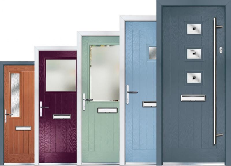 Vista New Door Styles