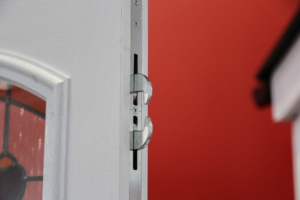Hook door locks